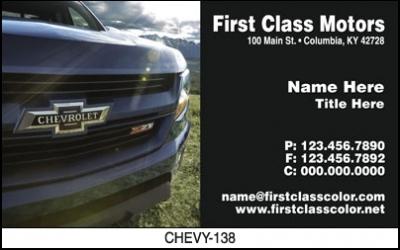 CHEVY-138