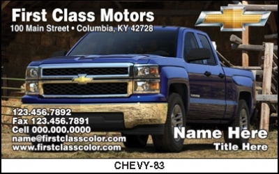 Chevy-83