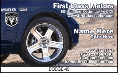 DODGE-45
