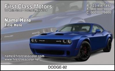 DODGE-92