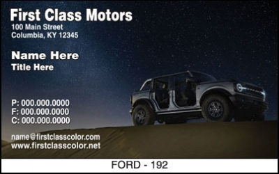 FORD-192