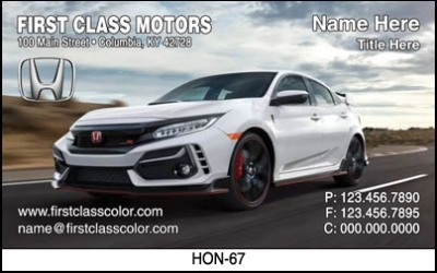 HON-67