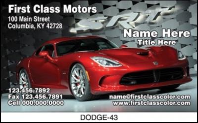 DODGE-43