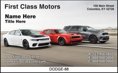 DODGE-88