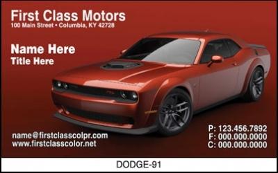 DODGE-91